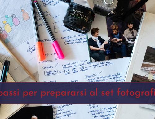 5 passi per prepararsi al servizio fotografico di branding