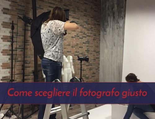 Come scegliere il fotografo giusto per le tue foto